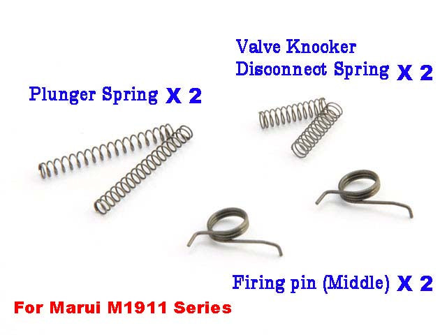 AIP Spare Parts of Spring for Pistol