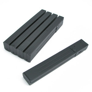 King Arms MP40 110rd Polymer Magazine - Box Set of 5