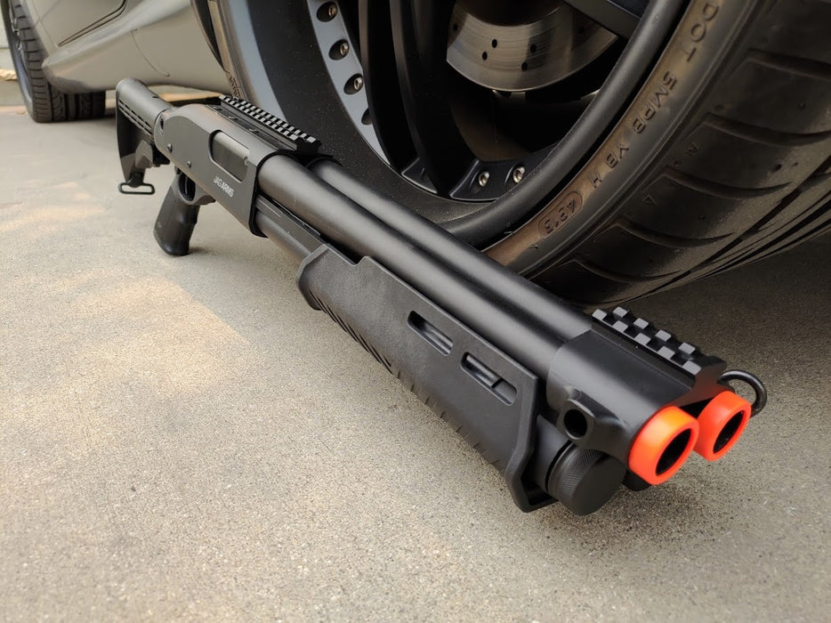 JAG Arms Scattergun BFG Gas Shotgun Airsoft Gun