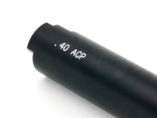 AIP Aluminum Outer Barrel For TM Hi-capa 5.1- Black with .40ACP Markings (AIP022-HC-01BK)