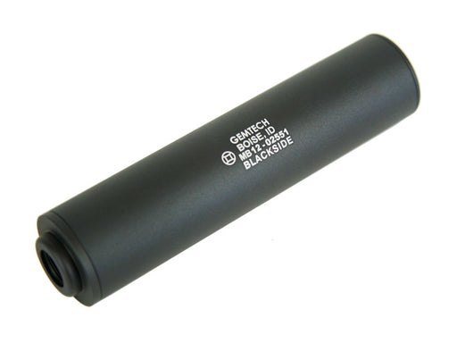 Madbull Airsoft Gemtech Blackside (CCW) Barrel Extension Black