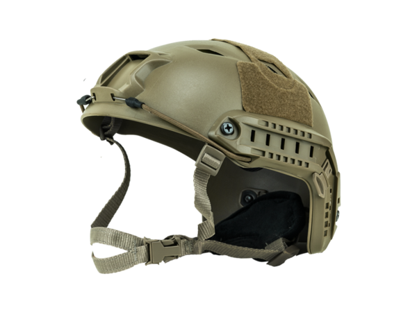 Bravo Airsoft BJ Style Helmet Version 3
