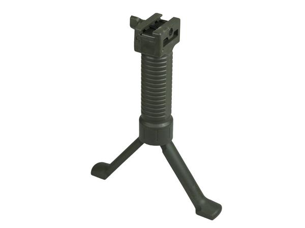Bravo Airsoft Bipod and Grip Combo