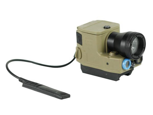 Bravo Airsoft ELM01 Flashlight and Laser Aiming Module