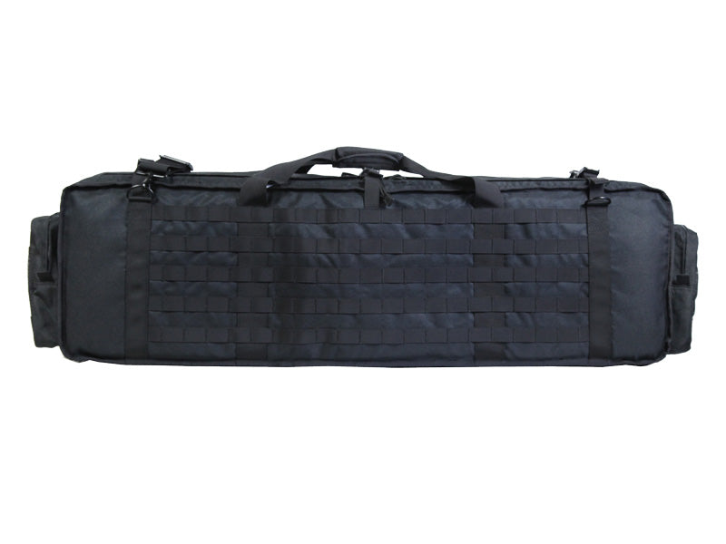 Bravo Airsoft Gun Case for Squad Automatic Weapons in Black