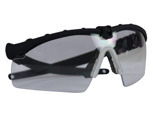 Bravo Airsoft Tactical Eye Pro with Clear Lens