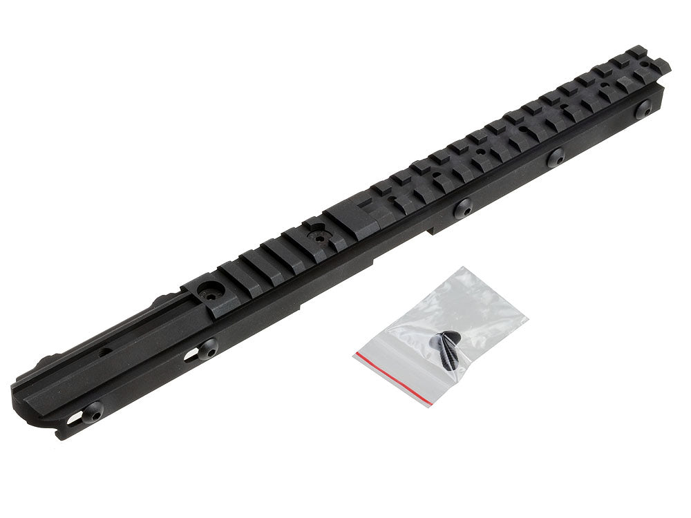 "Madbull Airsoft PRI 7"" Carbine Length PEQ Top Rail"