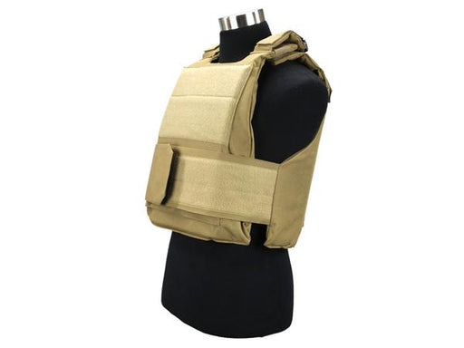 Defcon 600 Denier Body Armor Shell