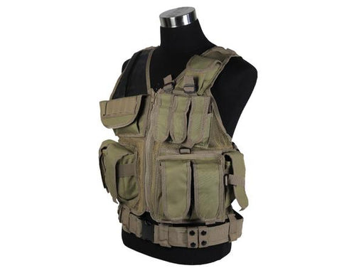 Defcon 600 Denier Tactical Crossdraw Vest