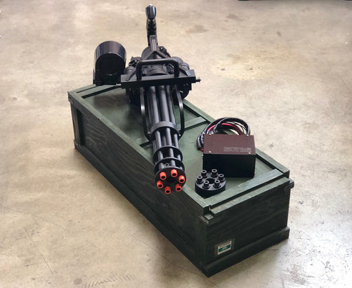 Echo1 Full Size M134 Minigun kit