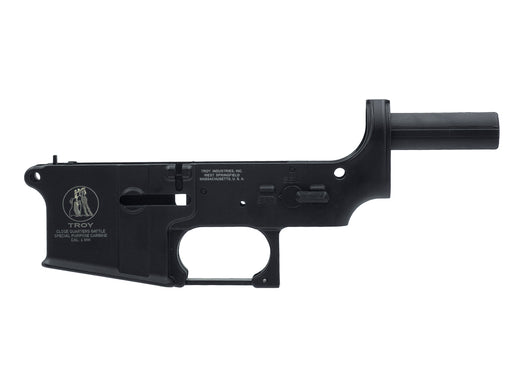 Echo1 M4 Polymer Lower Receiver with Troy Industries Logo