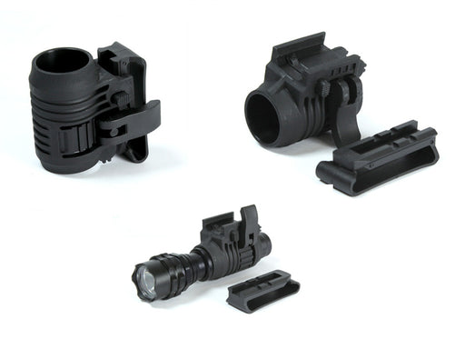 Echo1 Tactical Weapon/Belt Mount for flashlight