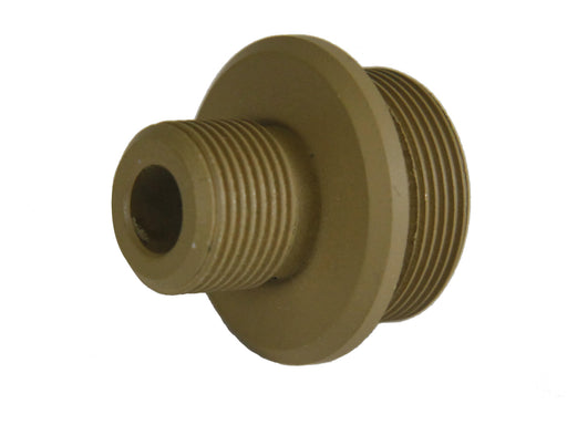 Echo1 M28 Barrel Extension Adapter in Tan - Gen. 1