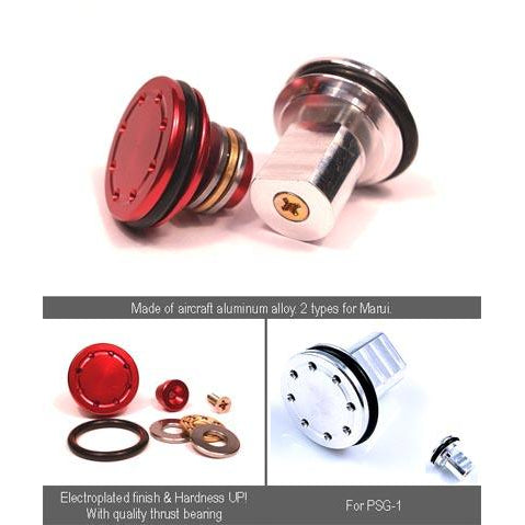 modify aluminum flat piston head with trust bearings gb-02-01