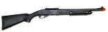 JAG Arms Scattergun HD Black Gas Shotgun Airsoft Gun (Standard Tube)