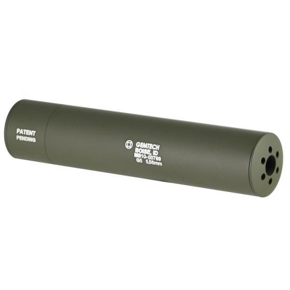 Madbull Airsoft GEMTECH G5 (CCW) Barrel Extension