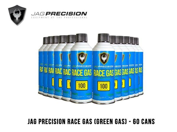 JAG Airsoft Green Gas with Silicone Oil Can