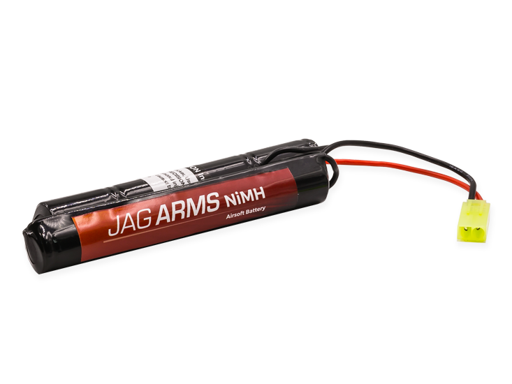 JAG Arms 9.6v 1600mAh NiMH Nunchuck Airsoft Battery