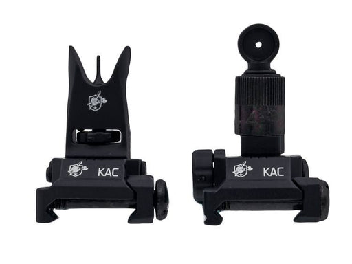 Knight's Armament Airsoft Back Up Iron Sights