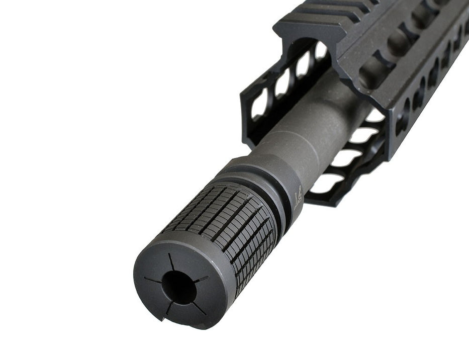 Knight's Armament Airsoft Fully Licensed KAC Triple Tap Flash Hider - CCW