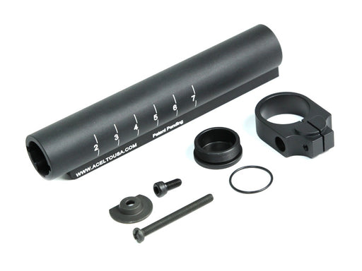 Madbull Airsoft ACE Licensed Stock Tube for M4 Extended