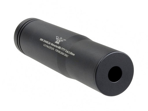 Madbull Airsoft SWR Barrel Extension 6G¦Ñ WOLVERINE