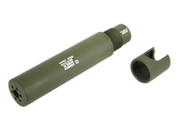 Madbull Airsoft GEMTECH HALO (CCW) Barrel Extension Version 2