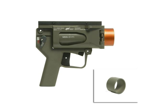 Madbull Airsoft AGX BB Launcher