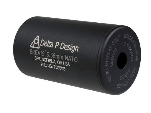 Madbull Airsoft Delta P Design Brevis (CCW) Barrel Extension in