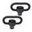 Madbull Airsoft M4 Stock QD Sling Swivel pack of 2