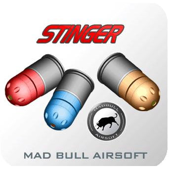 Madbull Airsoft STINGER BB Shell Package (3 Pack) - 24rnds Per S