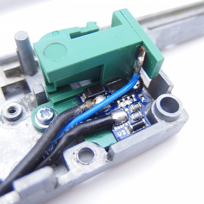 JAG Arms MOSFET with wiring for Version 2 Gearbox