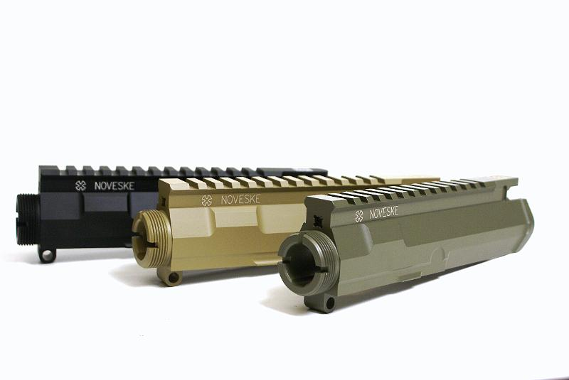 Madbull Airsoft Noveske M4 CNC Upper Receiver in Tan for CA