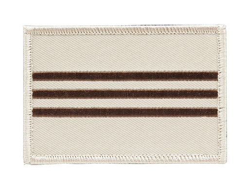 PATCH: Vietnam Flag in Desert Tan