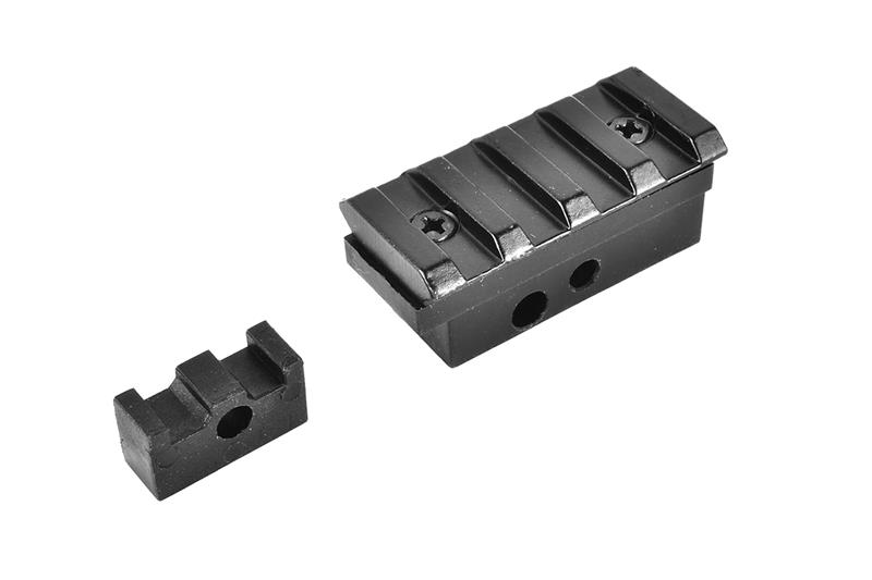 Socom Gear Top Rail for SM/36 Series AEG