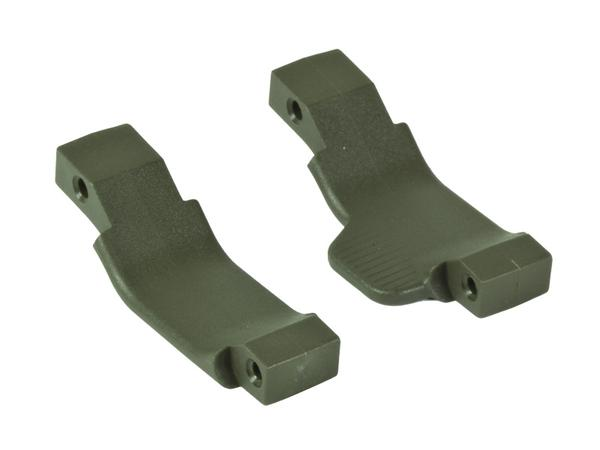 Madbull Airsoft Strike Industries Cobra Trigger Guards (Straight+Right) Type 2