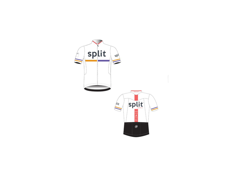 Split x ASSOS cycling jersey