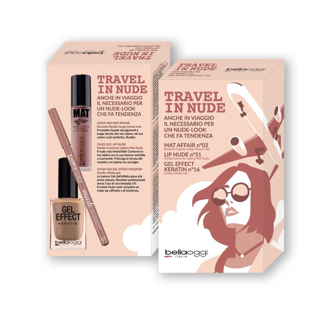 KIT TRAVEL IN NUDE