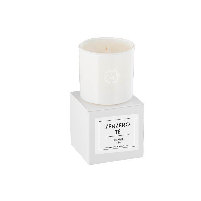 Linea Lusso Collection - 6.5 oz soy candle - Ginger Tea - Linea Lusso Collection - 6.5 oz soy candle - Ginger Tea