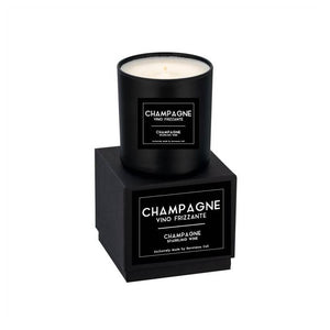 Linea Lusso Collection - 9 oz soy candle - Champagne - Linea Lusso Collection - 9 oz soy candle - Champagne