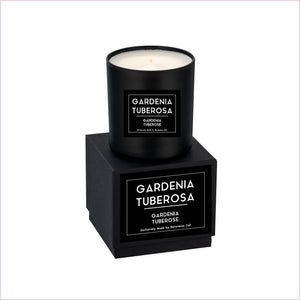 Linea Lusso Collection - 9 oz soy candle - Gardenia Tuberose - Linea Lusso Collection - 9 oz soy candle - Gardenia Tuberose