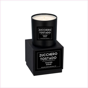 Linea Lusso Collection - 9 oz soy candle - Toasted Sugar - Linea Lusso Collection - 9 oz soy candle - Toasted Sugar