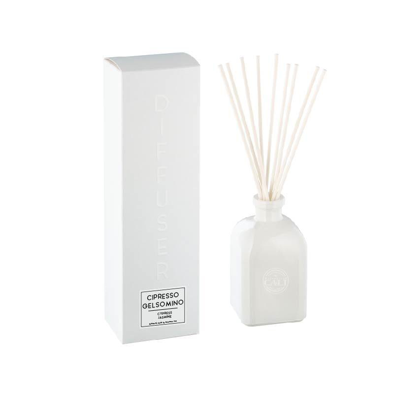 Linea Lusso Collection - Diffuser - Cypress Jasmine - Linea Lusso Collection - Diffuser - Cypress Jasmine