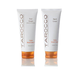 Tarocco 2 pack - Foot Cream and Hand Cream - Tarocco 2 pack - Foot Cream and Hand Cream