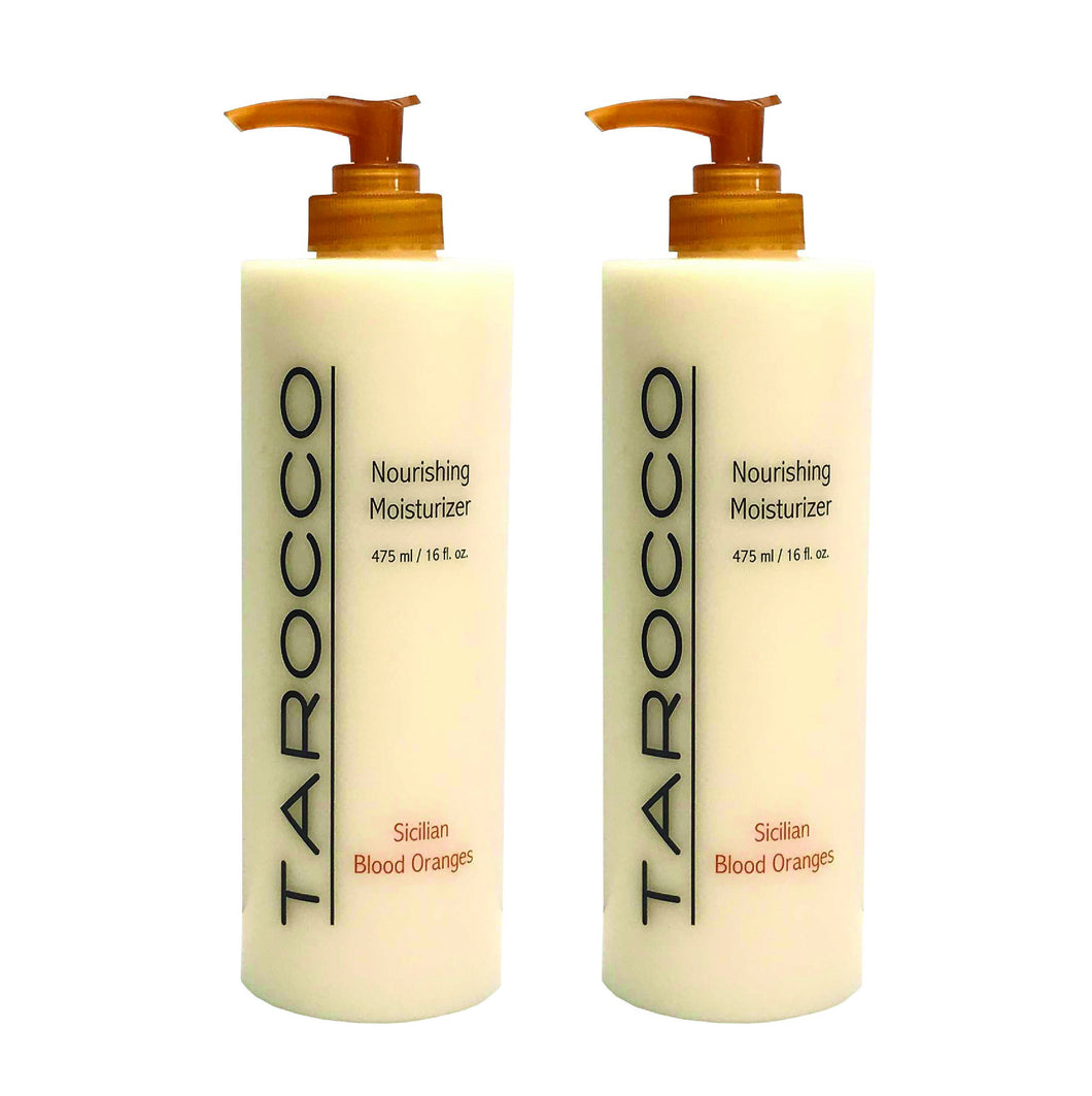 Tarocco Nourishing Moisturizer - 2 pack (475ml / 16 fl oz) - Tarocco Nourishing Moisturizer - 2 pack (475ml / 16 fl oz)