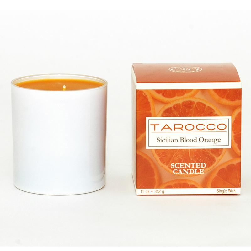 Tarocco Single Wick 9 oz. - 255 g - Tarocco Single Wick 9 oz. - 255 g