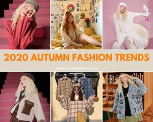 2020 AUTUMN FASHION TRENDS