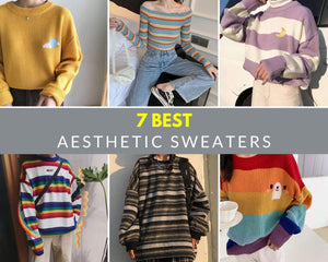 7 Best Aesthetic Sweaters