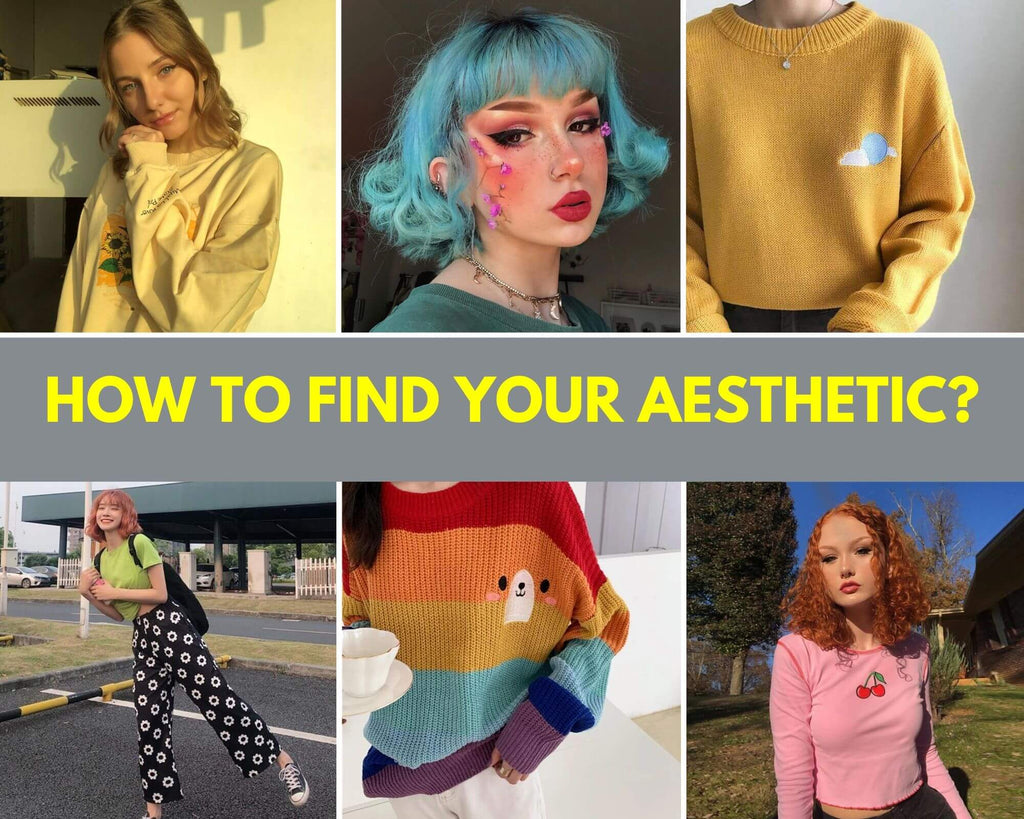 How To Find Your Aesthetic?
