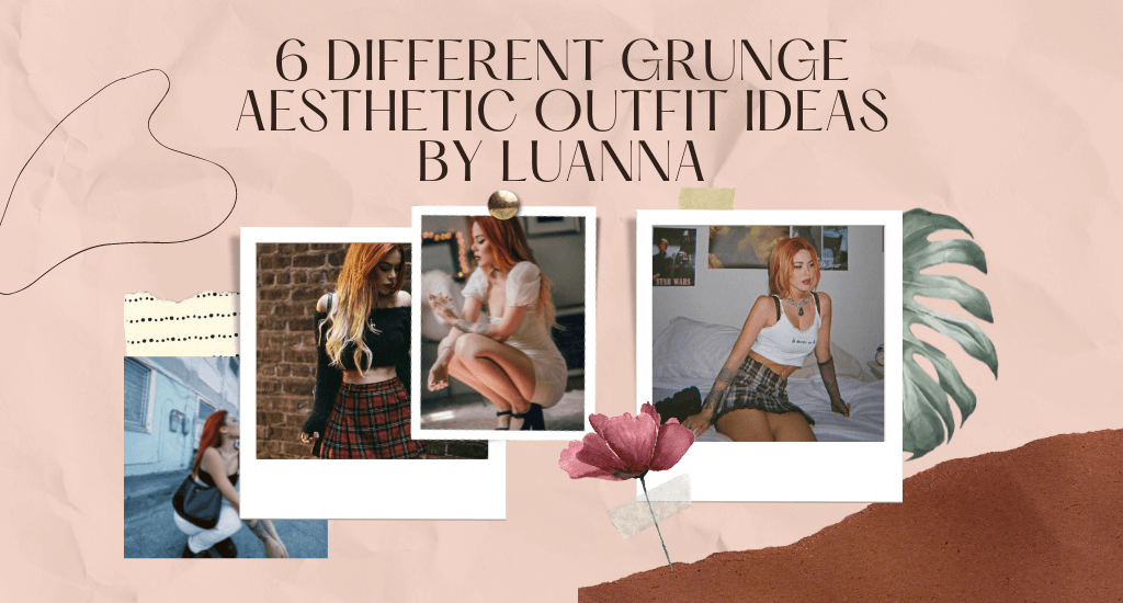 grunge aesthetic outfits - cosmiquestudio